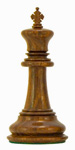 sheesham Chess Piece