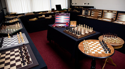 The Regency Chess Company Showroom