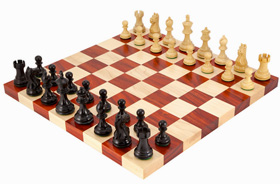 Fierce Knight Staunton Chess Set
